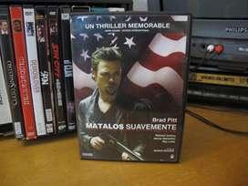 Mátalos suavemente (Killing Them Softly) - DVD ARG - Brad Pitt
