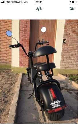 Moto Electrica Rapture a Precio Infarto