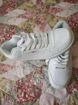 Zapatillas americanas