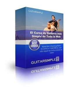 Curso para aprender guitarra