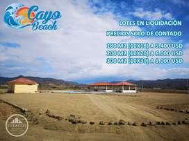 LOTES EN LIQUIDACIÓN..! PRECIOS DE LOCURA A $30 EL M2 I SD2