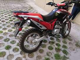 OCACION Moto Sumo Braho 200-B