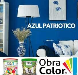 Pinturas Latex Obra Color
