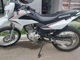 Honda xr 150c