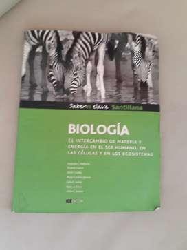 Libro de Biologia 4 To Año