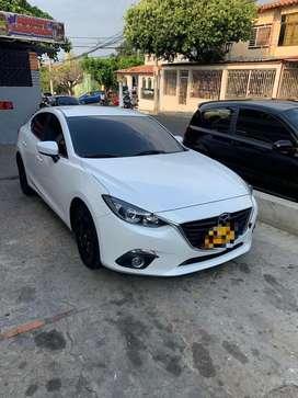 Mazda 3 año 2017 sincronico