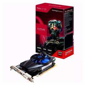 Tarjeta de Video AMD R7 350 2GB DDR5