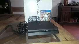 PS4 Slim Perfecto Estado