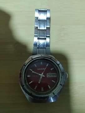 Reloj Orient King Diver Automático Todo Original Espectacular de Colección