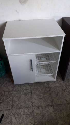Mueble microondas
