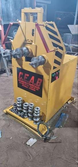 Fabricamos Baroladora hidraulica de tubos y perfiles, con todos los dados y Dobladoras de tool!!