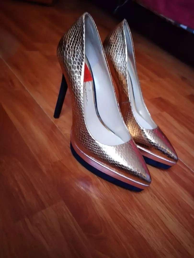 Zapatos de taco para mujer marca JESSICA SIMPSON NUEVOS 0
