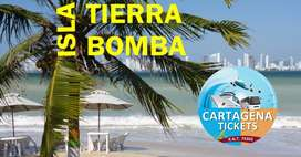 SERVICIO DE TRANSPORTE ISLA TIERRA BOMBA