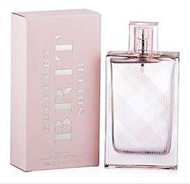 Perfume Burberry Brit Sheer Edt 200ml Mujer Eros
