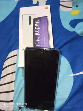 Xiaomi noté 8 pro como nuevo