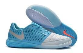 Guayos Futsal microfutbol Nike lunar gato varios colores