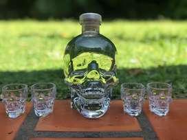 Cristal Head Vodka