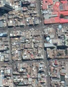 TLF : Casa como terreno en el centro de Huancayo