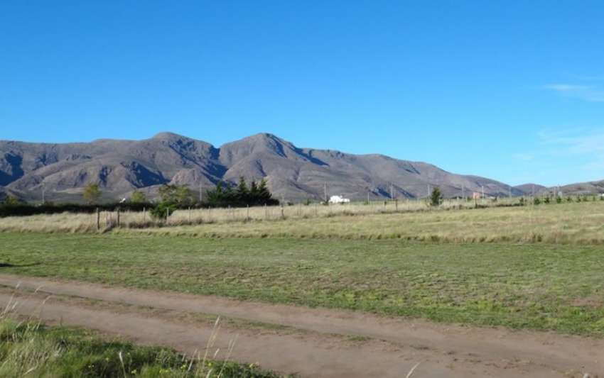 Terreno 930 Mt2 Sierra de La Ventana 0