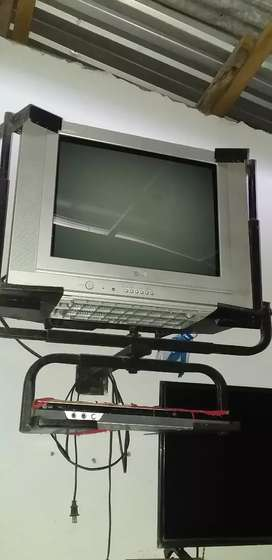 Televisor Lg de 21 pulgada