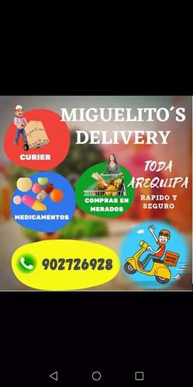 Delivery Arequipa