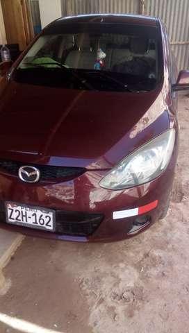 Vendo Mazda Demio