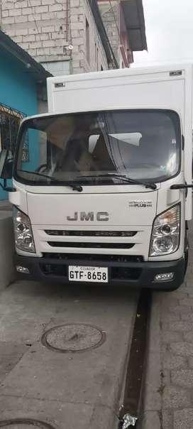 Camión en venta JMC del año 2021