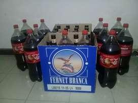 Vendo Fernet + Coca Cola