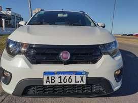 Fiat Mobi Way 2017
