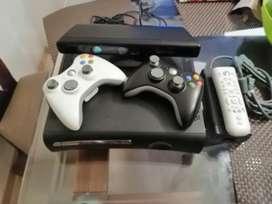 Xbox 360 2 controles y kinet