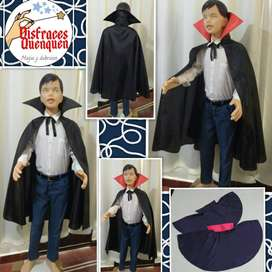 Capa Vampiro/a para niños