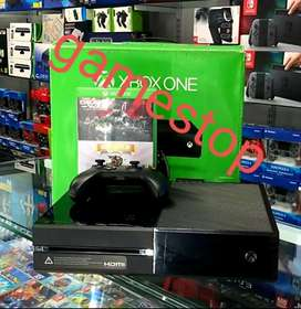 Xbox one usado con garantia