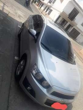 Vendo Chevrolet Soni 2014