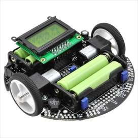 Robot Pololu 3pi - Incluye Programador Avr + Cable Usb
