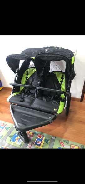 Coche doble , Baby Trend Navigator Lincoln
