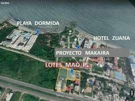 Se vende lotes para vender o desarrollar un proyecto inmobiliario en Sta Marta a dos cuadras del Hotel Zuana, COLOMBIA;