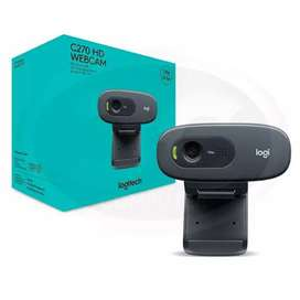 Camara webcam logitech C270
