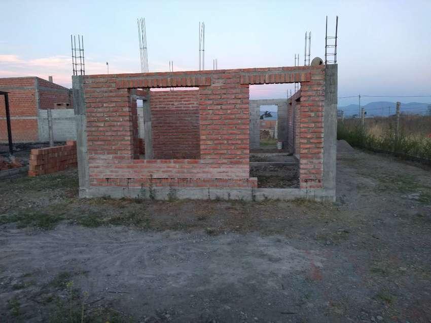 Terreno más construcción