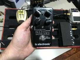 Pedal Distorsión TC Electronic Dark Matter