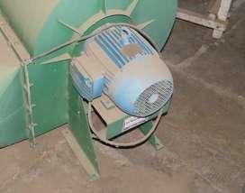 Ventilador Centrifugo (x2) / Soplador de Silos / Aireador