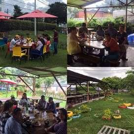 Venta Restaurante campestre en Ibagué