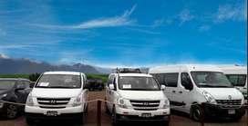 Transporte para grupos y Eventos corporativos