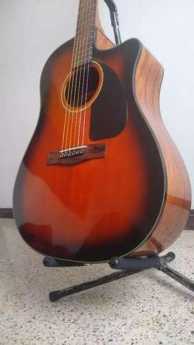 Guitarra Electroacústica Fender CD60CE