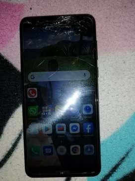 Vendo celular Huawei y 9 2018