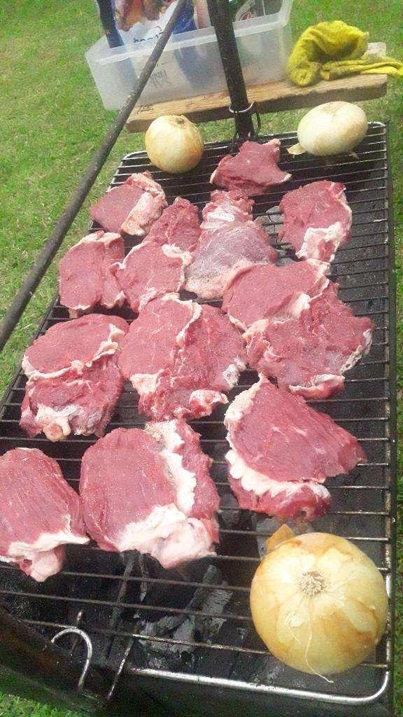 Parrilla Picaña Bife Cuadril Catering