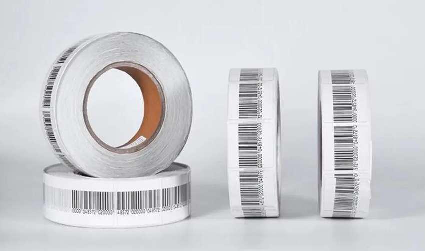 Pin adhesivo antihurto para ropa RF / AM