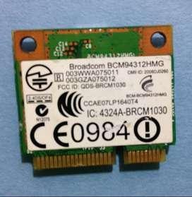 Placa Wifi Para Notebook Bangho B-x0x1 Wireless