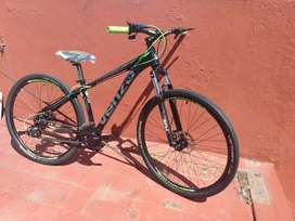Bicicleta Venzo modelo eolo rodado 29 nueva