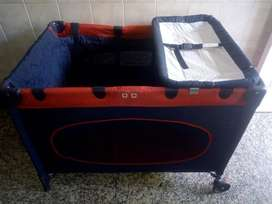 Vendo Corralito Plegable