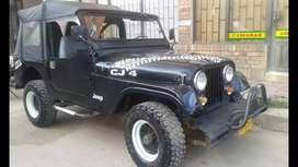 Jeep Willys en buen estado todo original con papeles al dia